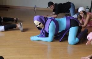 Skeletor Learns How To Twerk