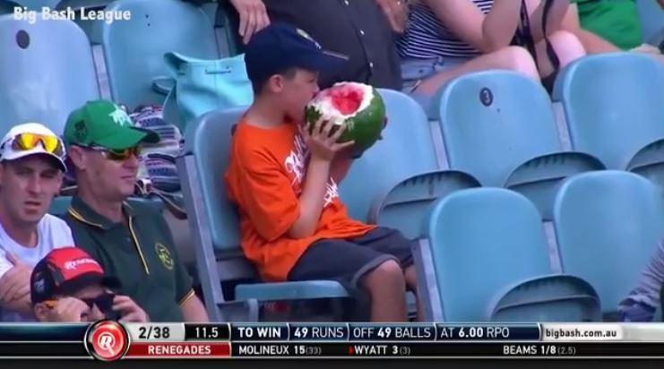 Water Melon Boy