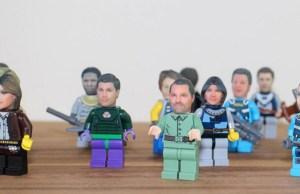 3D Printed Lego Head