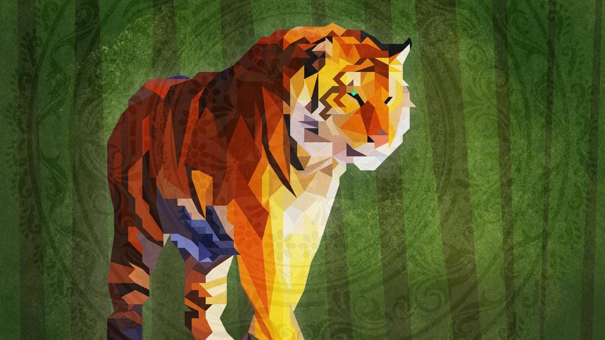 Bengali-Tiger