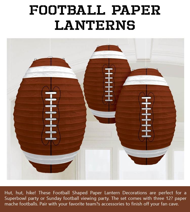 Football-Paper-Lanterns