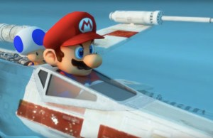 Mario Kart And Star Wars Glorious Mashup