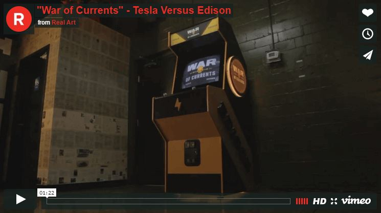 The Most Shocking Game Arcade