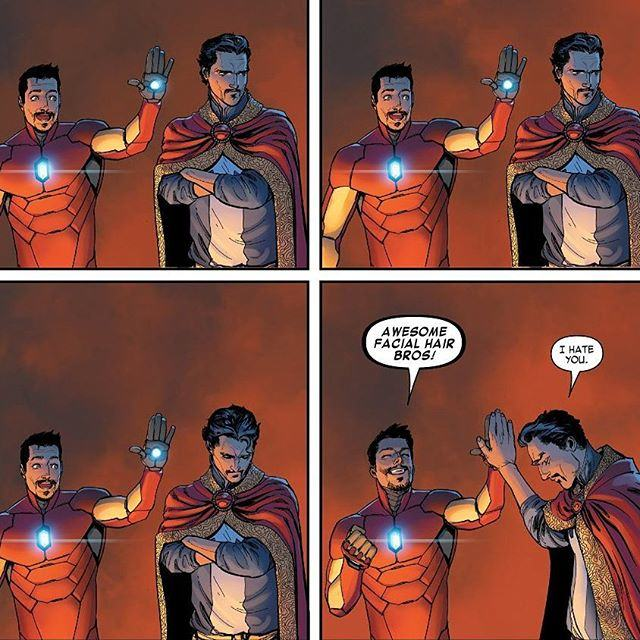 Comic Book Panels (4)