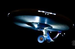 Replica of the U.S.S. Enterprise