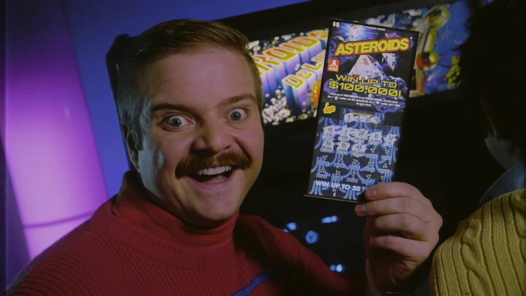 Atari is Selling Lotto Tickets