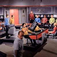 Original STAR TREK Series Rare Behind-the-Scenes Set Photos Surfaced