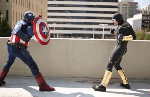 Avengers VS X-men Cosplay Video