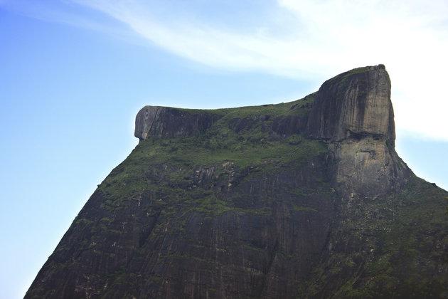 Rio de Janeiro's Pedra da Gavea