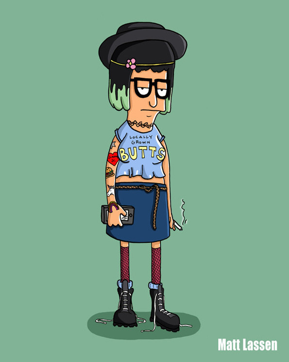 cartoon-characters-as-hipsters-1-595x744