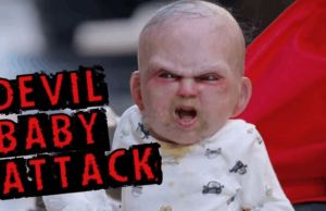 Devil Baby In New York City Terrifying Pedestrians