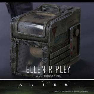 ALIEN Ellen Ripley Action Figure By Hot Toys