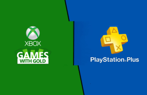 PlayStation Plus and Xbox Live Gold