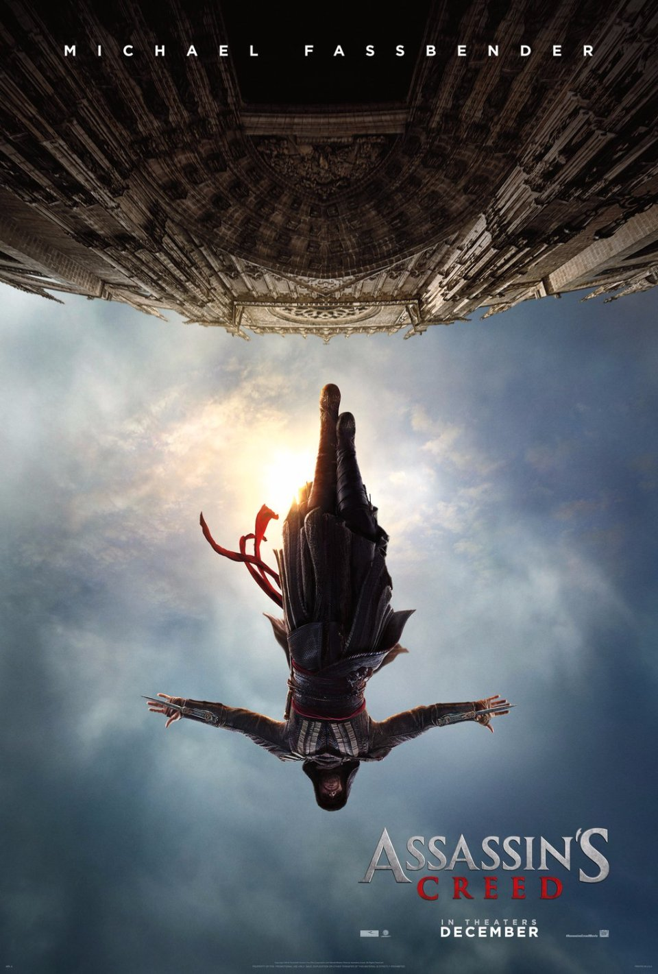 The Assassin's Creed movie