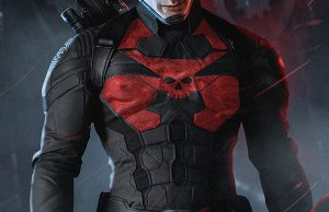 Concept Design for Captain Hydra
