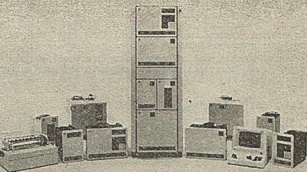 IBM / Series 1 computer