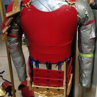 THE LEGEND OF ZELDA Inspired Samurai Armor