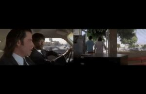 First and Last Appearances in Quentin Tarantino Films