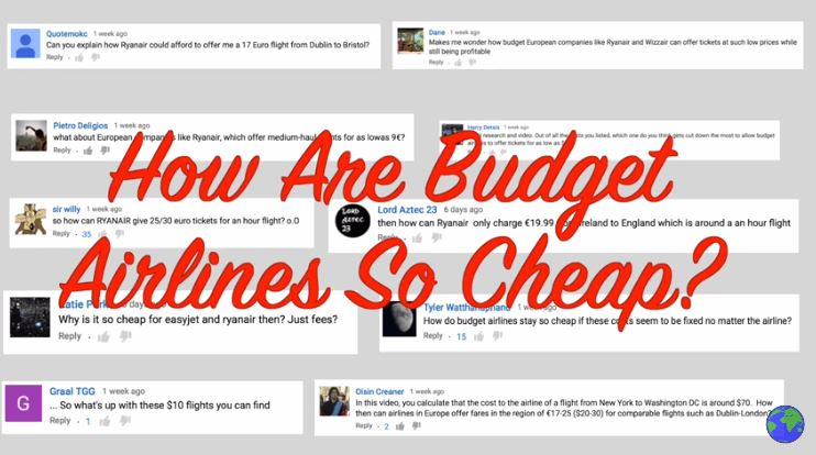 Why Budget Airlines Are So Cheap