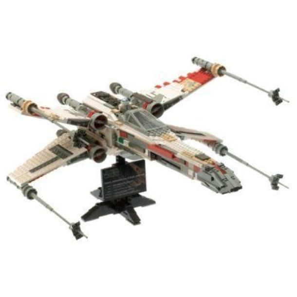 Lego 'Star Wars' X-Wing Fighter