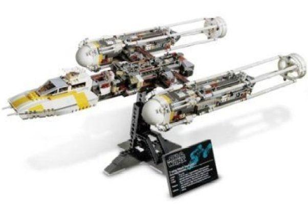 Lego 'Star Wars' Y-wing Attack Starfighter
