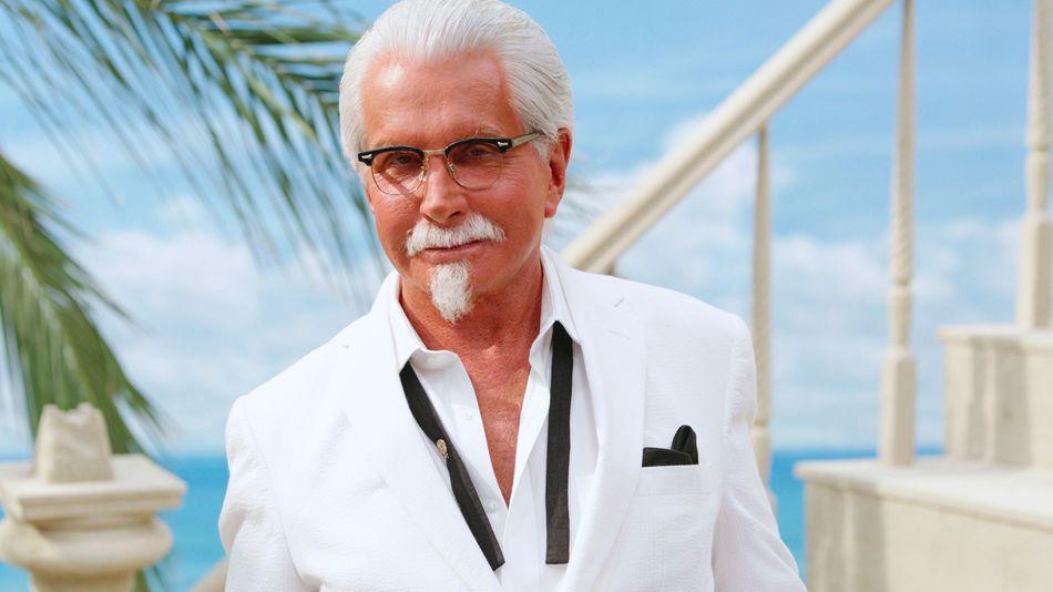 KFC new Colonel Sanders