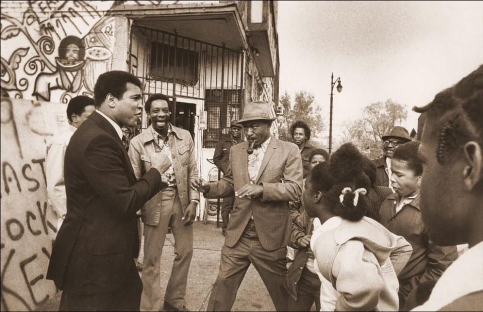 Rare Photos Of Muhammad Ali
