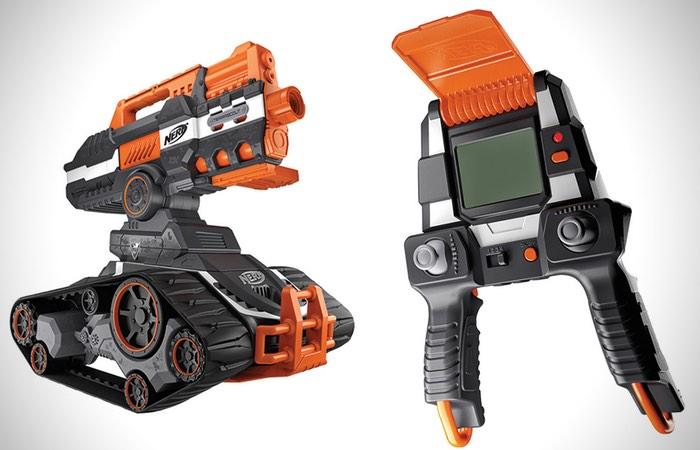 Nerf Dart Shooting Drone