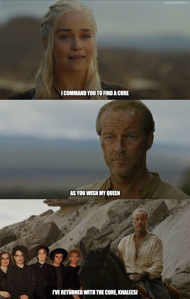 Game Of Thrones Season 6 Memes