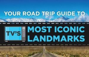 TV's Most Iconic Landmarks