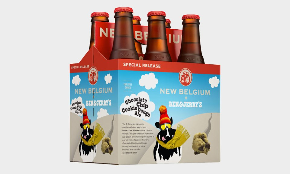 Chocolate Chip Cookie Dough Ice Cream Beer