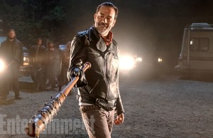 Negan from THE WALKING DEAD Season 7
