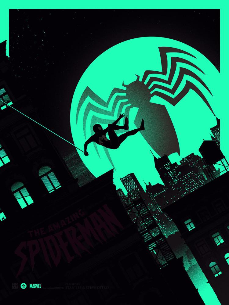 Spider-Man fan art poster (7)