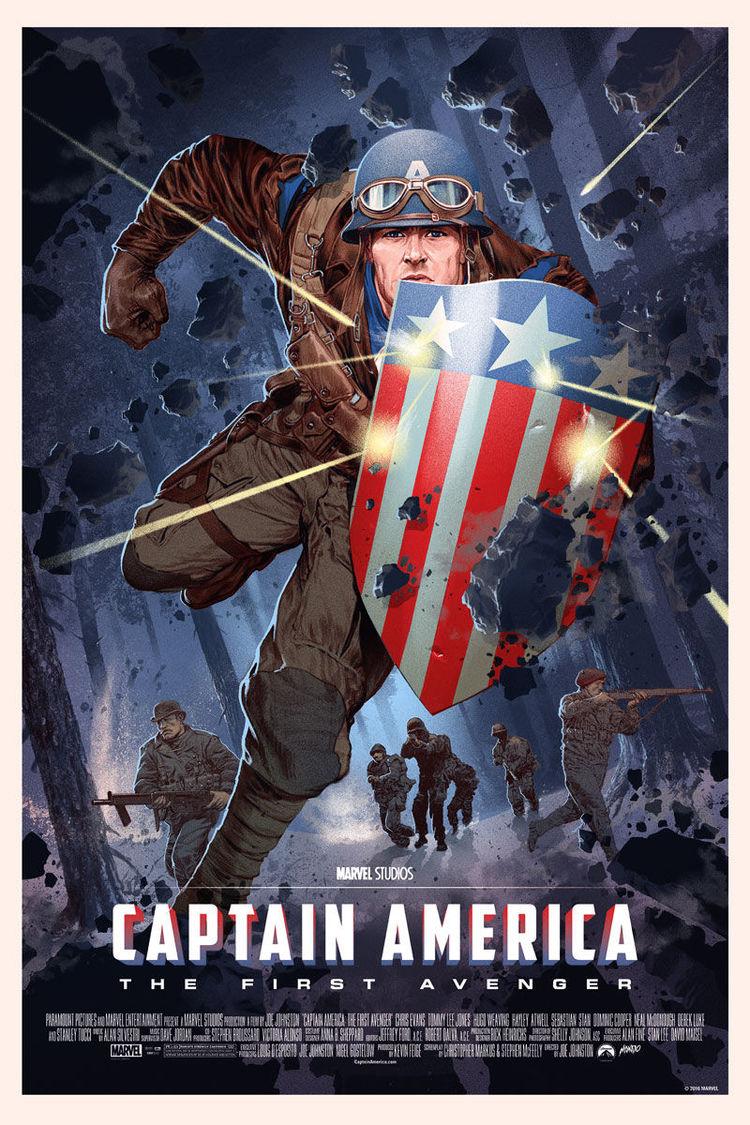 Marvel Comic-Con Mondo Posters
