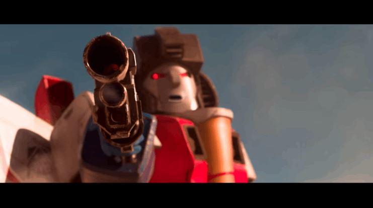 Fan-Made TRANSFORMERS Short Film