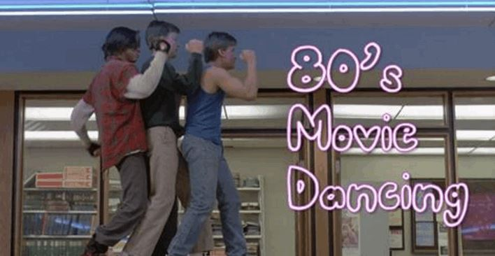 Best Dance Moves From The 1980s Movies