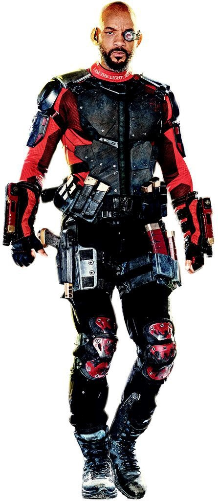 DeadShot Suicide Squad Costume