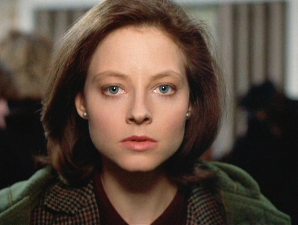 Clarice Starling in Silence of the Lambs