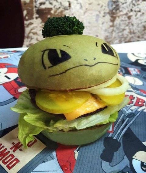 Pokéburgers