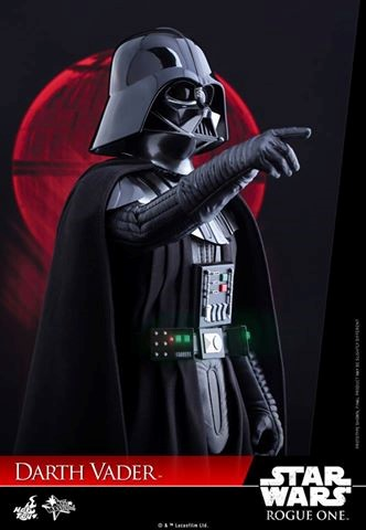 Hot Toys Rogue One Darth Vader