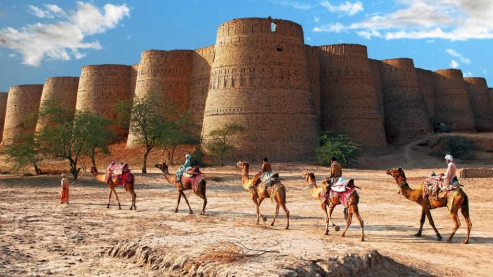 Derawar Fort, Pakistan
