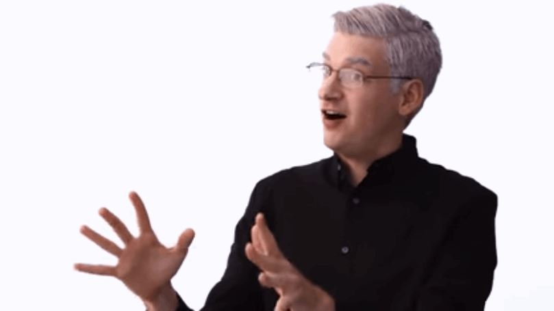 tim cook parody