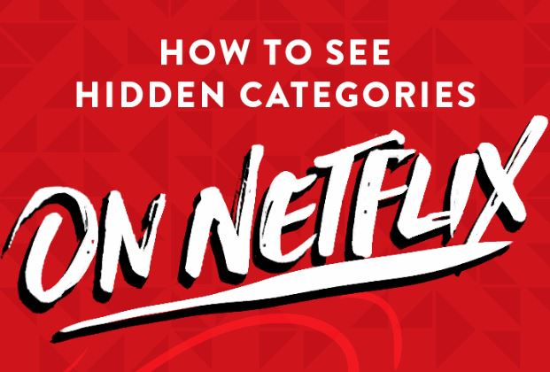 That's How You See Netflix Hidden Categories