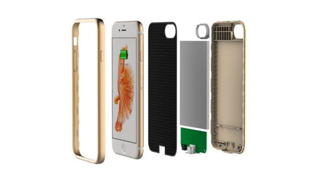 iPhone 7's Case With Headphone Jack