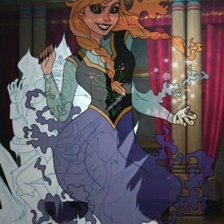 Dark Disney Character Art