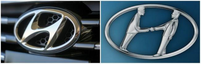Hyundai logo meaning