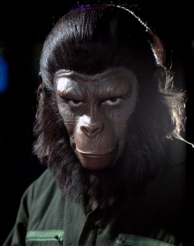 Conquest for the Planet of the Apes (1972)