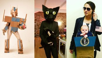 25 creative and funny halloween costumes