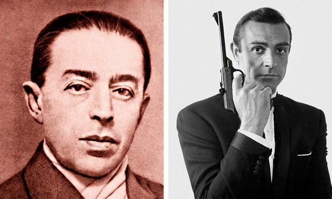 """James Bond — The """"Ace of Spies"""" Sidney Reilly"""