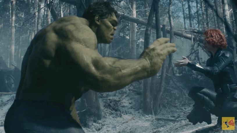 Beauty and the Hulk